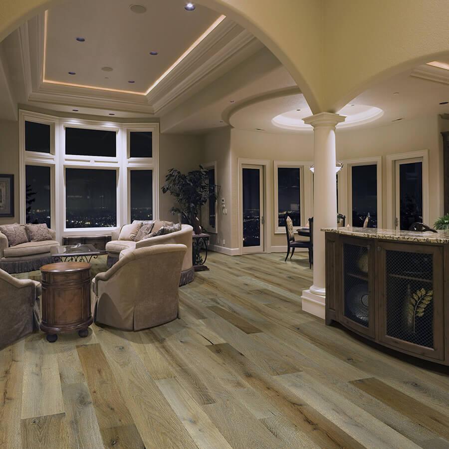 oak wood flooring - oak interior floor